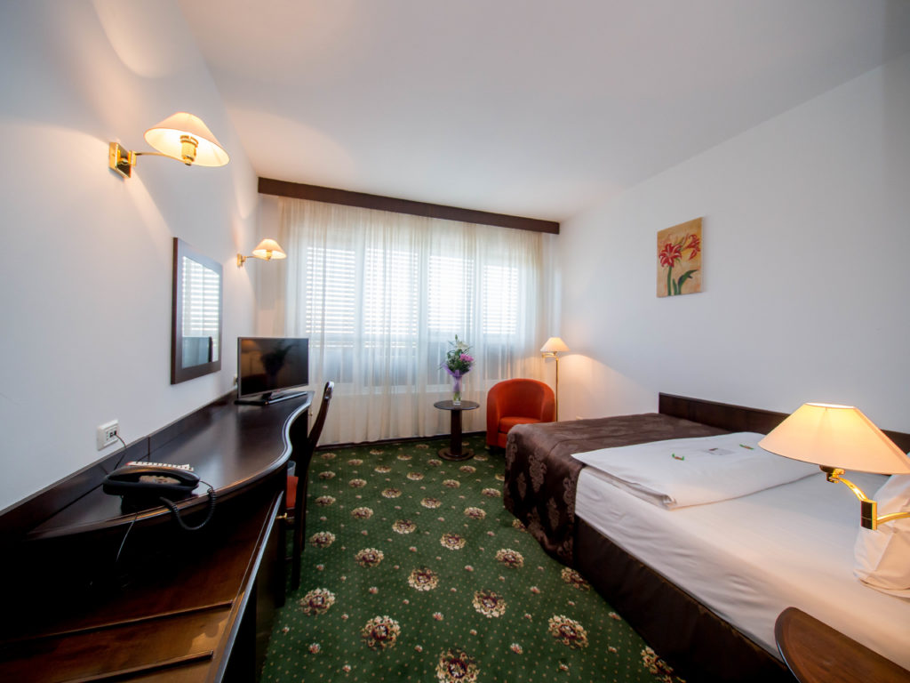 Camera Single Best Western Central Arad