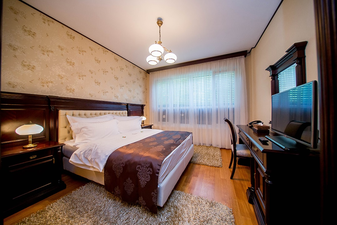 Camere Best Western Central Arad